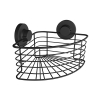 Naleon Instaloc Black Corner Basket