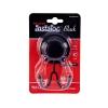 Naleon Instaloc Black Double Hook