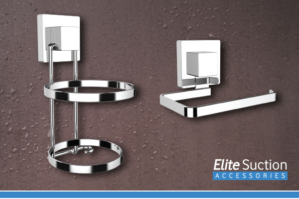 Self-Adhesive Elite Suction Range