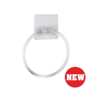 Peel N Stick Towel Ring