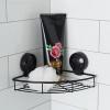 Naleon Ultraloc Black Corner Shelf