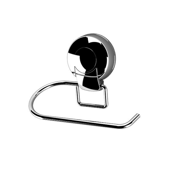 Naleon Ultraloc Chrome Toilet Roll Holder