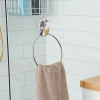 Naleon Ultraloc Chrome Towel Ring