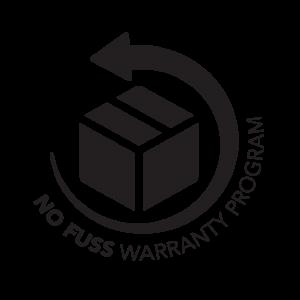 No Fuss Warranty Program